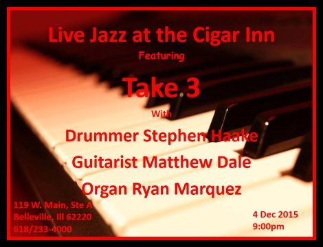 Cigar Inn 12-4-15