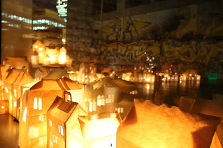 Jenseits Adventinstallation 2015
