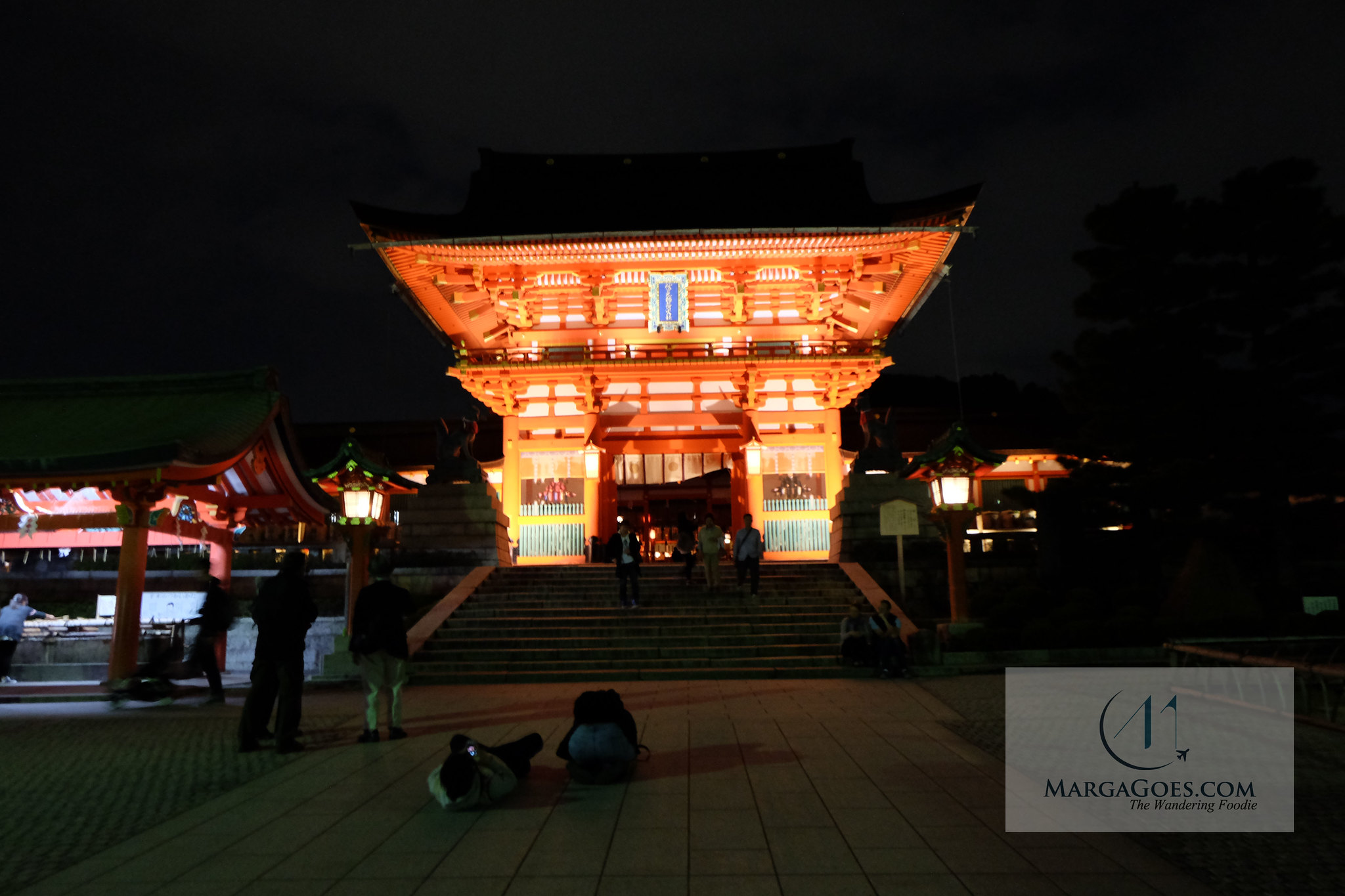 inari at night 2