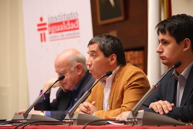 """Seminario """"Hacia una Política de Relaciones Internacionales del Partido Socialista de Chile"""""""