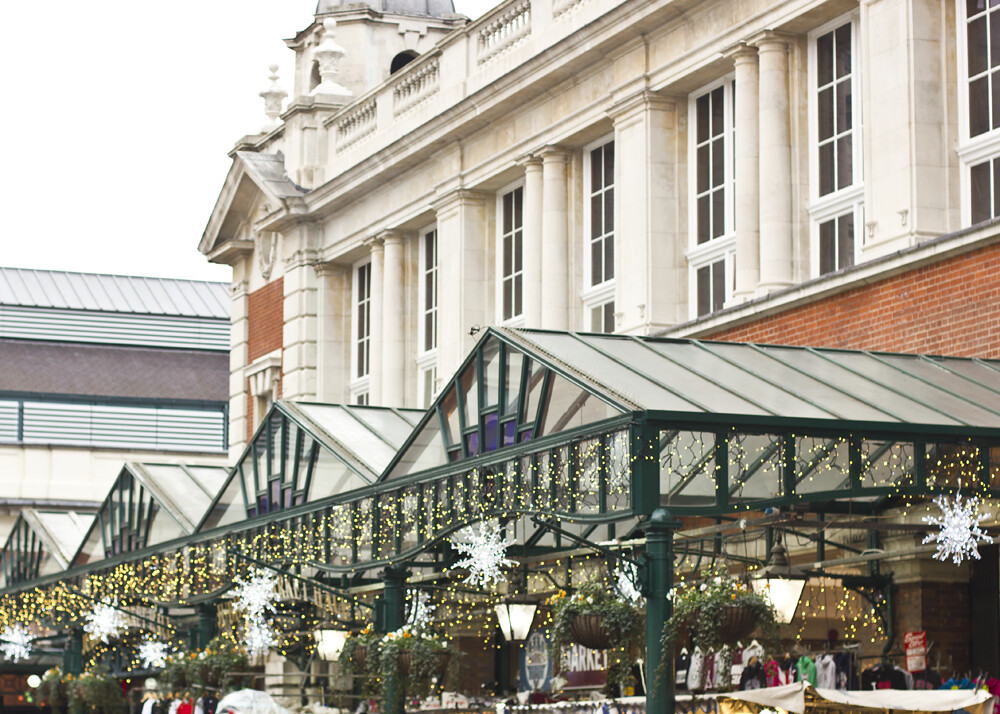 Covent Garden at Christmas, covent garden, christmas, london, covent garden market,