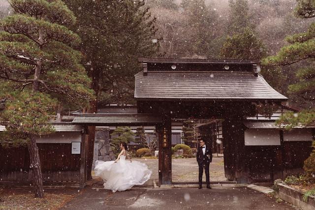 snow, japan, narai-juku, lovescapade