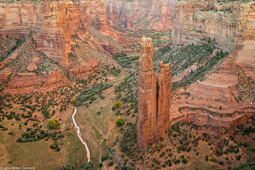 arizona canyondechelly canyondechellynationalmonument spiderrock