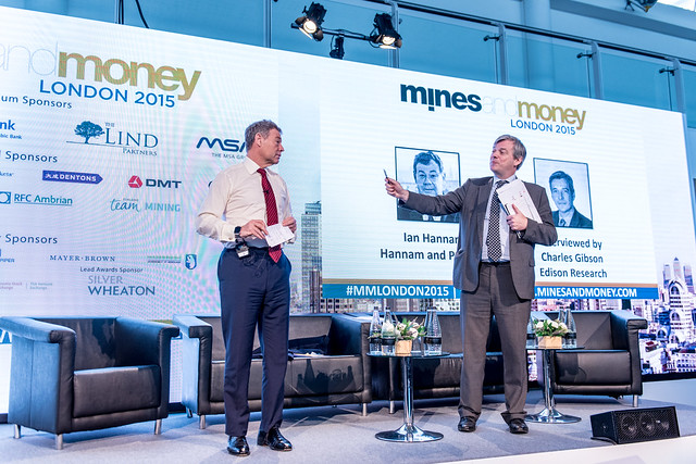 Mines and Money London 2015 - Highlights