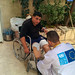 Prosthetic workshop for PWDs in Damascus by undp.syria