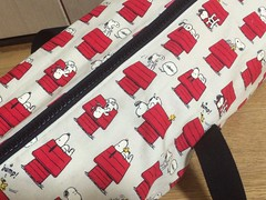 bag for folding table