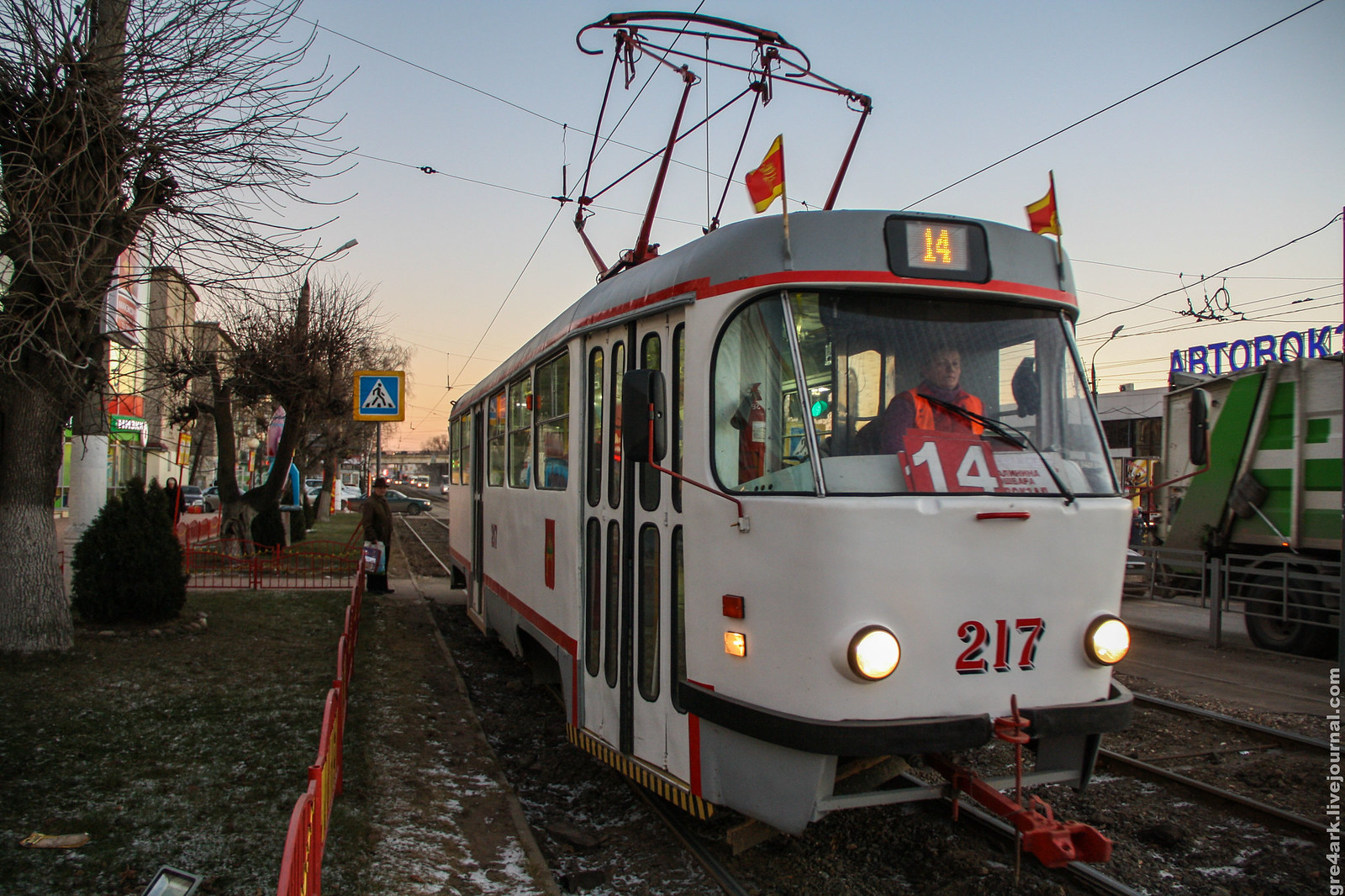 Будущее тверского трамвая (спойлер: опять всё плохо)