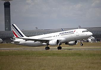 Air France A320 take off (Air France)