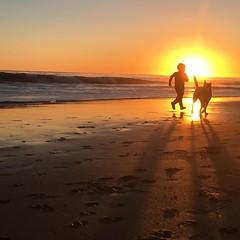 #santacruz #sunset #pacific