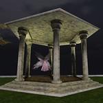 Fairy Gazebo 3D Model