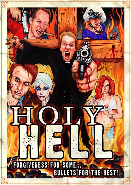 HolyHellPoster