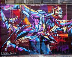 Esteban del valle Street  art