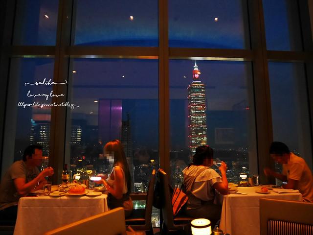 台北101夜景景觀餐廳推薦莫爾頓牛排館 Morton's The Steakhouse (17)