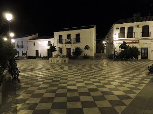 <Plaza del Cavildo> Aznalcazar (Sevilla)