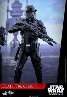 Hot Toys – MMS398 – 星際大戰外傳:俠盜一號【帝國死亡兵】Death Trooper 1/6 比例人偶作品