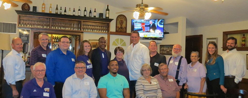 Houston Alumni & Friends Social at Baba Yega, 11/8/16