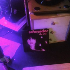 """schneider with the kick"" / #vinyl #schneiderstube - #spaceschneider #platten #recordcollection"