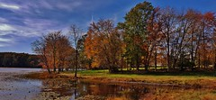 Redington Lake Autumn Scene 2016