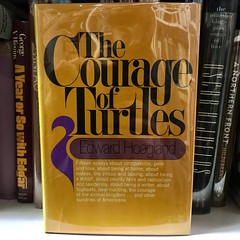 The Courage of Turtles, jacket by Bob Korn