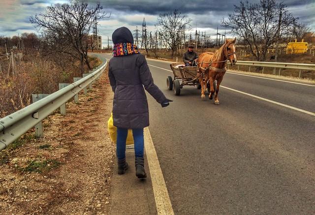 Hard hitchhiking