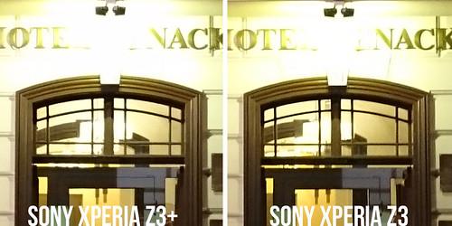 Sony Xperia Z3+ i Z3 - porównanie