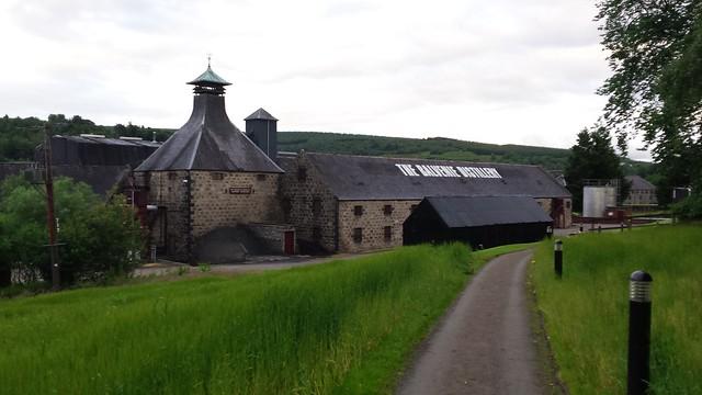 Balvenie distillery 2015