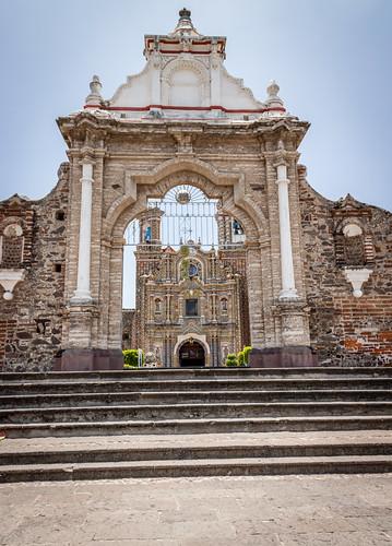 Templo San Francisco Acatepec
