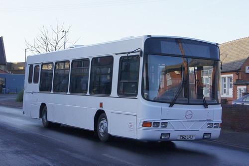 X62CHJ West Norfolk Community Transport 2012 (c) David Bell