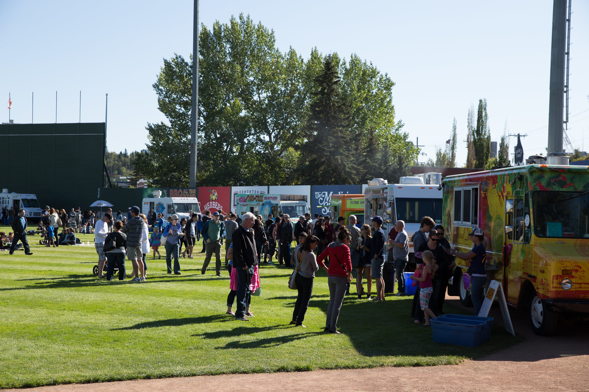 What the Truck?! at Telus Field