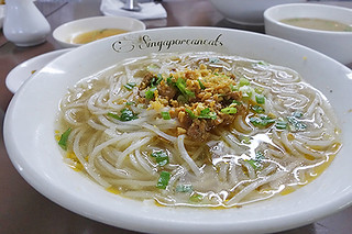 Yangon 999 Shan Noodles - Soup
