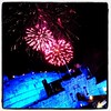 #fireworks at The Edinburgh Royal Military Tattoo #scotland #scottish #Edinburgh