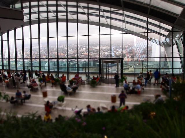 London Sky Garden