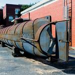 Parking Lot Submarine (Shot 2 of 2)