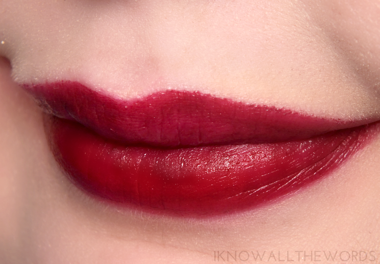 mark meets matte fall 2015 Lipclick Matte Full Color Lipstick Vixen