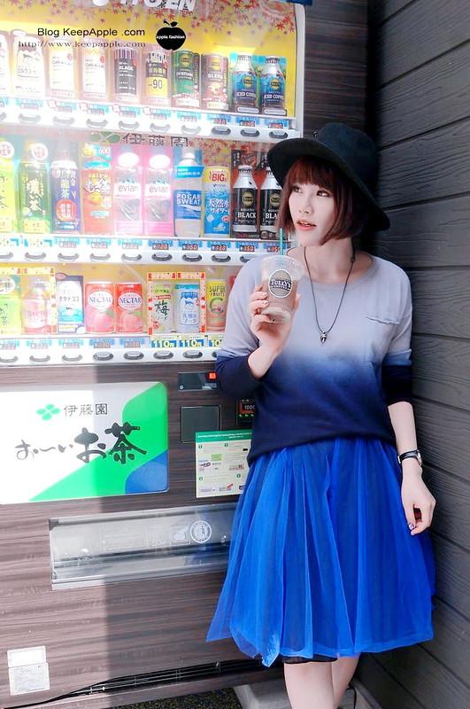 【日本】關西旅遊八天七夜之行程規劃X每日穿搭LOOK分享