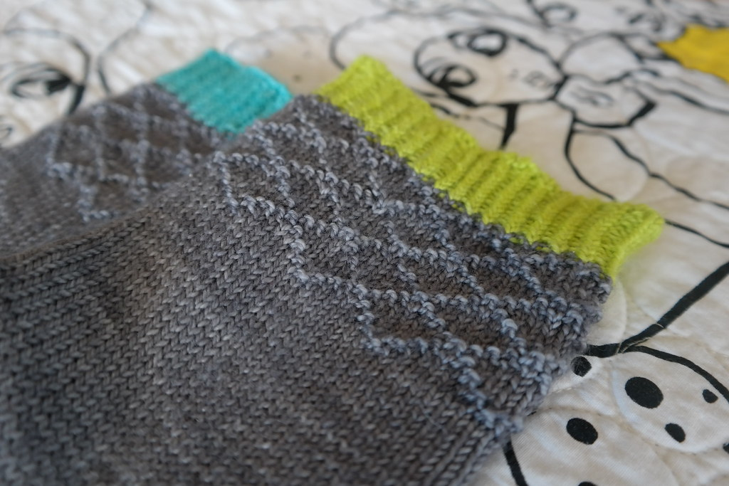Jumping Jacks Socks {variation}