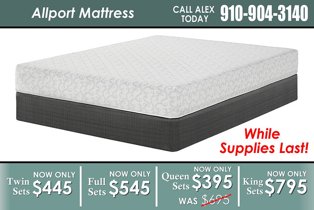 Allport Mattress Priced
