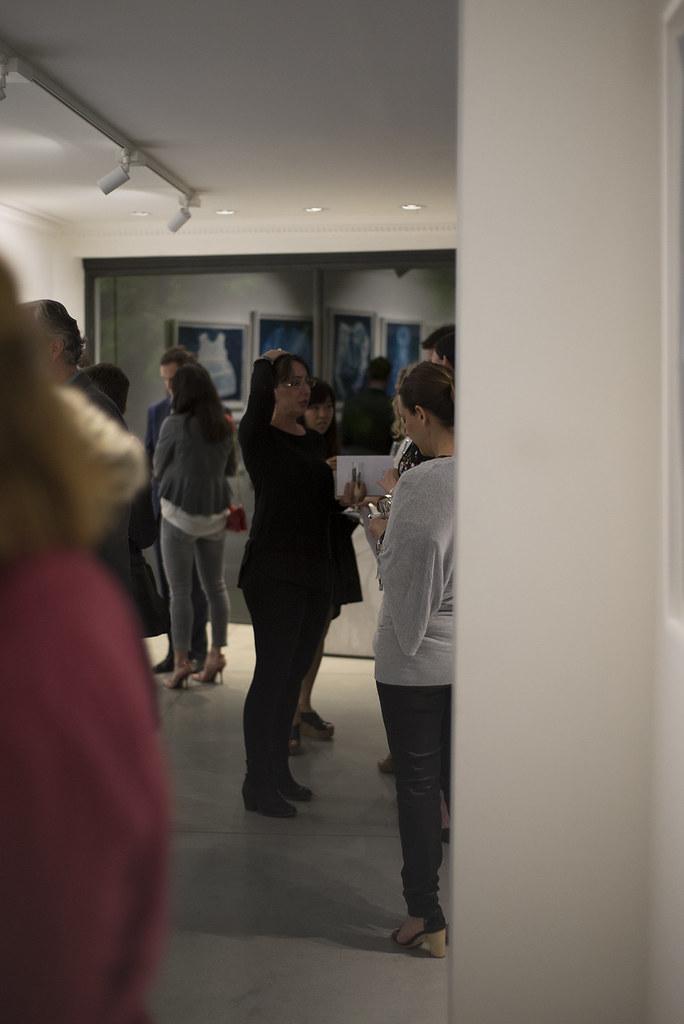 Alison Fraser x St Cloche Gallery