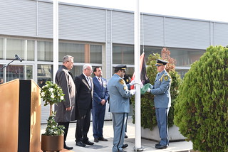 Flag-Raising Ceremony for the State of Palestine