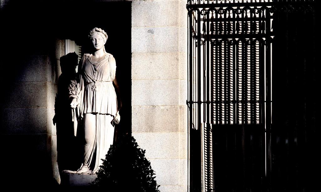 Museo del Prado (detalle de fachada)