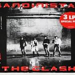 "CLASH SANDINISTA 3LP + INSERT TRIPLE LP 12"" VINYL"