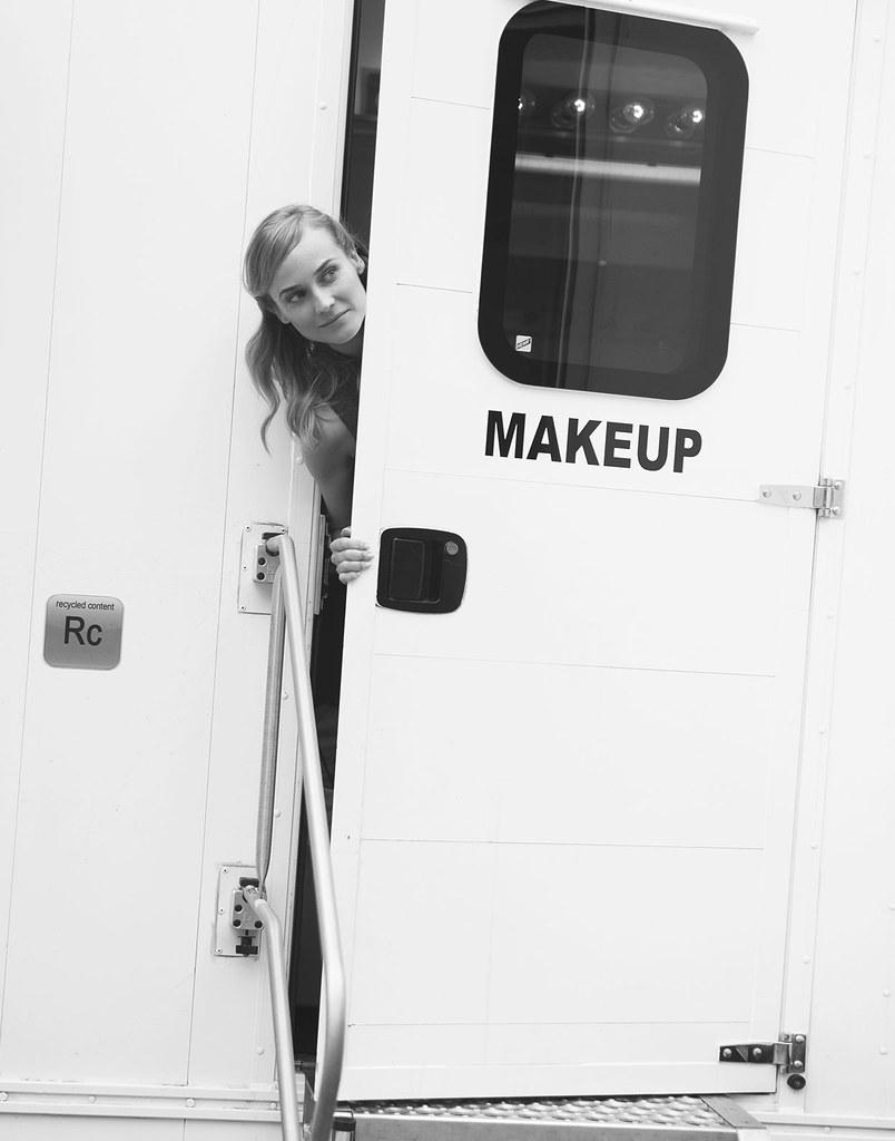 Диана Крюгер — Фотосессия для «Violet Grey» 2015 – 3