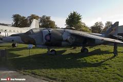 XW919 W - 712074 - Royal Air Force - Hawker Siddeley Harrier GR3 - Polish Aviation Musuem - Krakow, Poland - 151010 - Steven Gray - IMG_0711