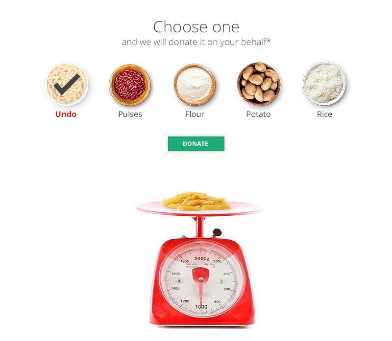 World Food Week: Choose One