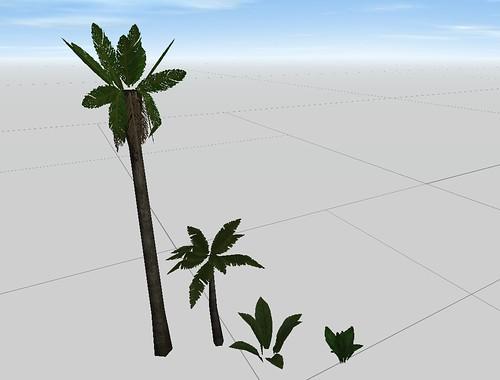 Trespasser Plant Comparison