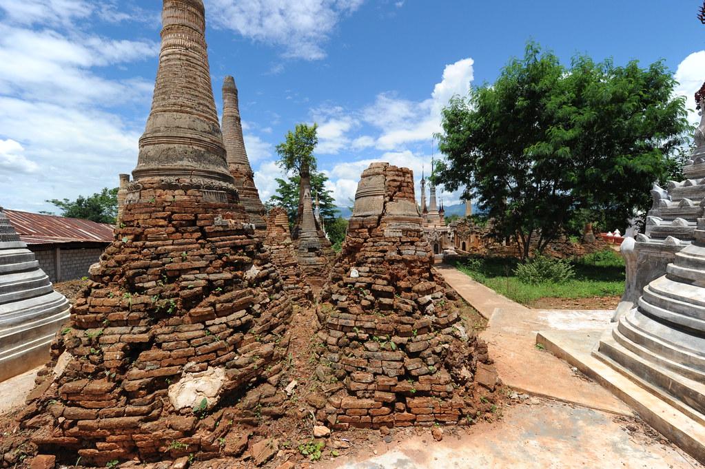 Inthein, Myanmar D700 1035