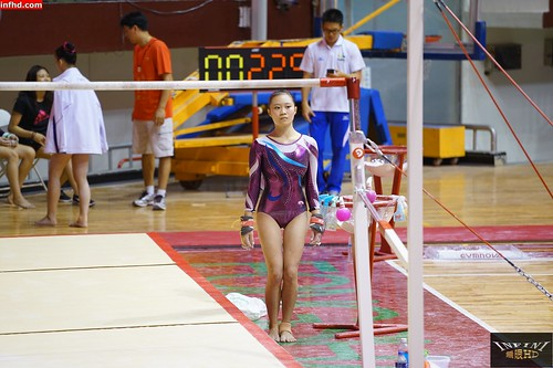 20151005 競技體操 個人全能 地板