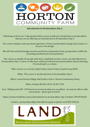INTRODUCTION TO PERMACULTURE-Nov-2015