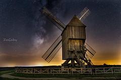 Illuminated by the Milky Way - Photo of Hans