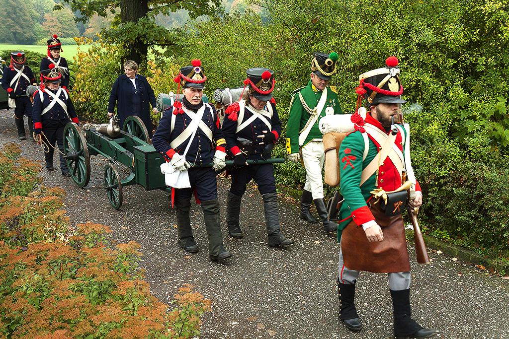 Battle of Leipzig reenactment--Markkleeberg 4